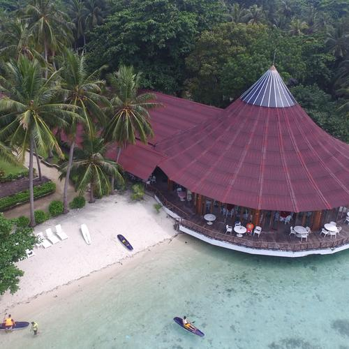 Keindahan Pulau Pantara