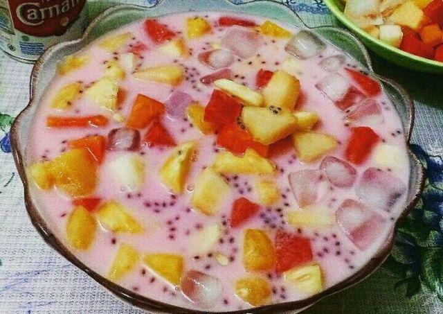 es buah dengan kesegaran yang tiada tara