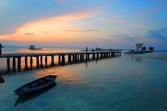Surga di Pulau Tidung