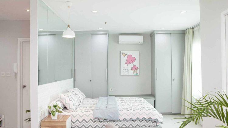 Kombinasi Warna Kamar Tidur Kalem yang Bikin Tenang
