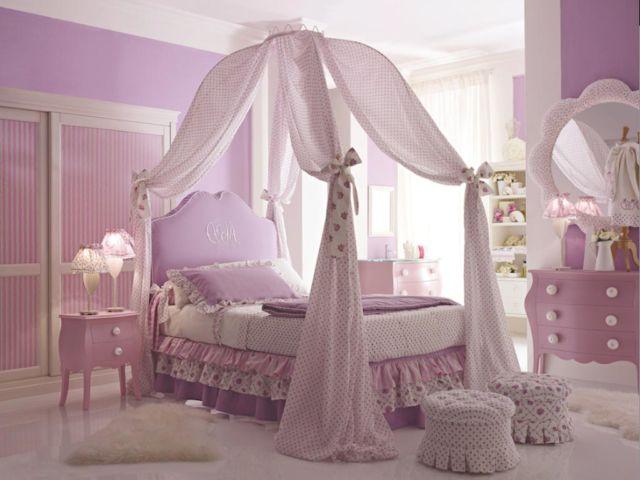 8 Desain Interior Kamar Tidur Cewek Yang Super Imut