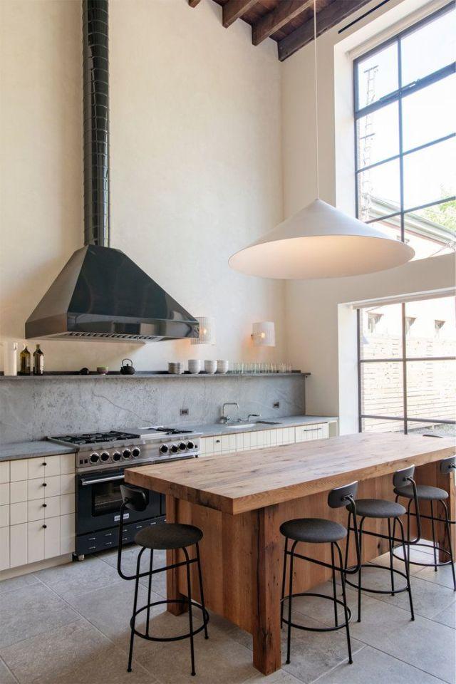 Krem, Opsi Warna Terang dan Netral Selain Putih untuk Dapur