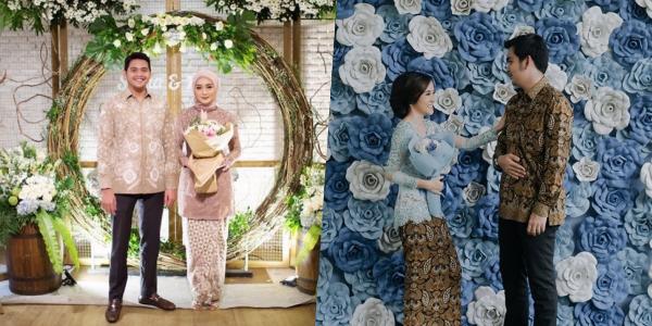 12+ Ide Floral Backdrop Untuk Momen Lamaran. Cantik Memukau, Bisa Sewa Atau  Bikin Sendiri!