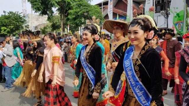 Mahasiswa dari Sabang sampe Merauke