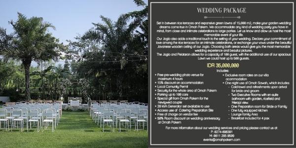 10 Venue Pernikahan Outdoor Di Sleman Yogya Rekomendasi Warganet Lengkap Dengan Daftar Harga