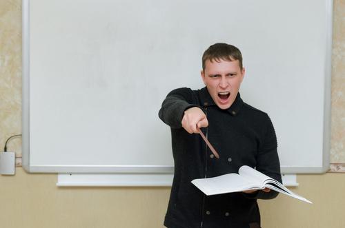 'Dosen Killer' bisa jadi sosok yang selalu menghantuimu di setiap pertemuan~
