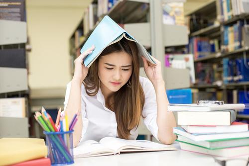 Harus siap dengan segala urusan deadline dan tugas kuliah