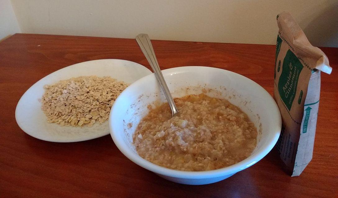 masker oatmeal untuk bekas jerawat