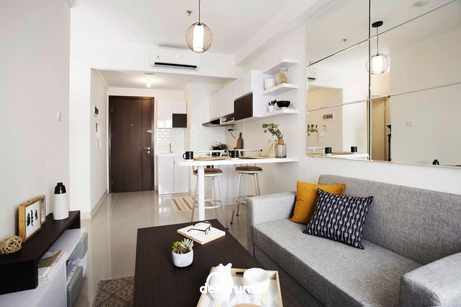 Minimalis Dan Canggih Ini 5 Desain Apartemen Yang Paling Diidam Idamkan Milenial