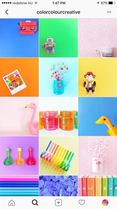 5 Rekomendasi Tema Feeds Biar Instagrammu Makin Eye Catching Dan