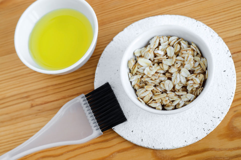 cara membuat masker oatmeal untuk kulit berminyak
