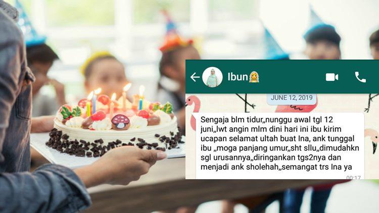 12 Cara Orang Tua Ucapkan Ulang Tahun Buat Sang Anak Dari