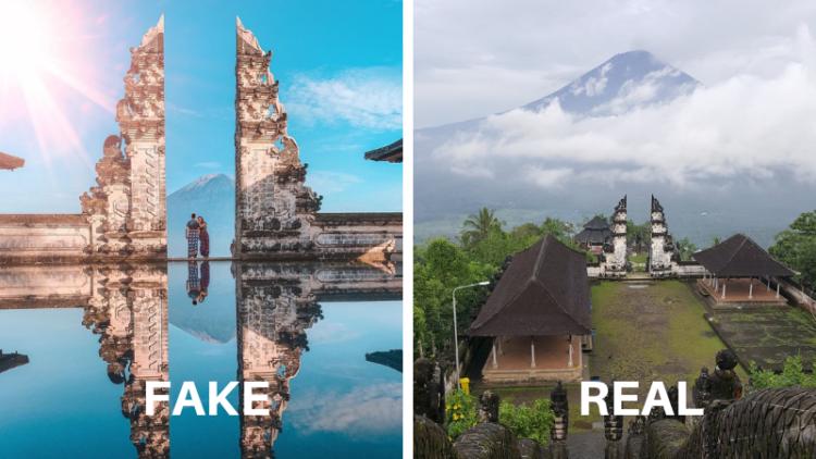 Influencer Instagram Merusak Wisata Alam Di Bali Banyak
