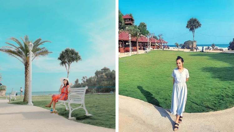Pantai Ngrawe Destinasi Pantai Baru Di Gunungkidul Yang Instagramable Yuk Main Ke Sana