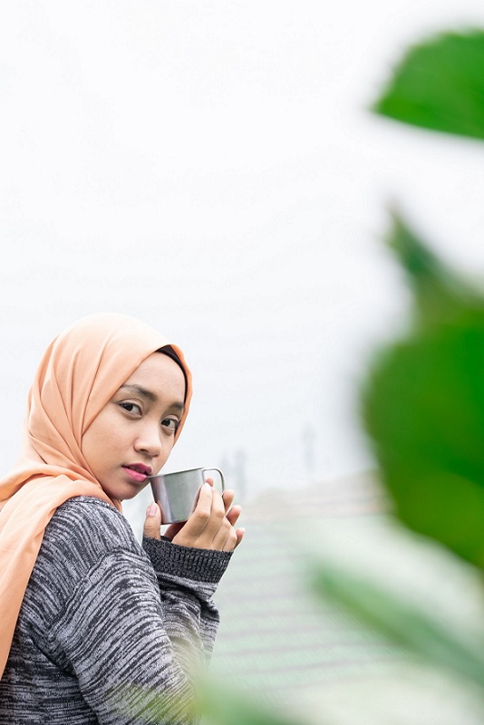 Cewek cemburu - Photo by Agung Raharja