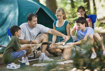 Ajak keluargamu berlibur di alam hijau