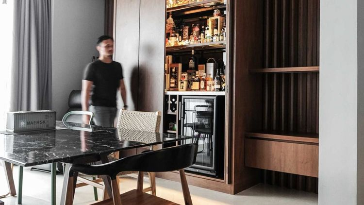 Simak Penerapan Desain Interior Maskulin Bikin Cowok Betah Di Rumah