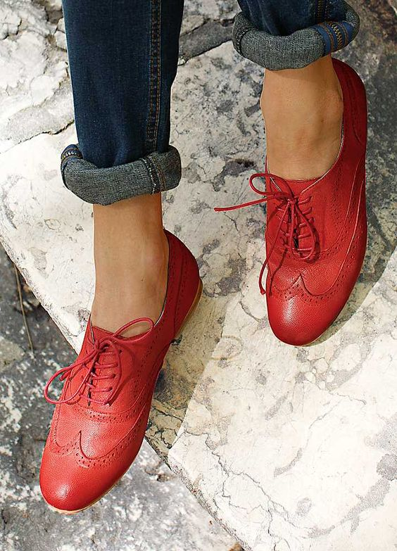 Oxford shoes for girl