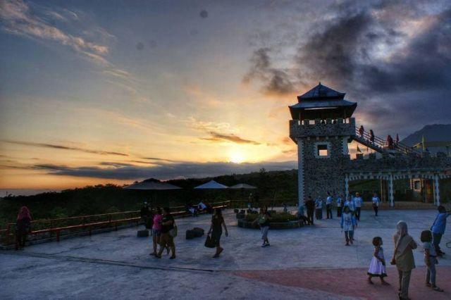 Jam buka the lost world castle