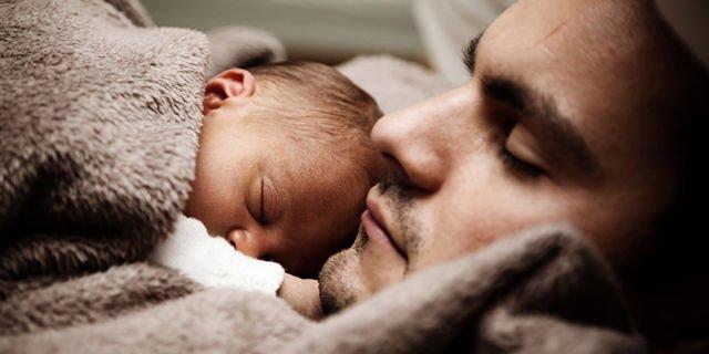 Bayi dan Ayah