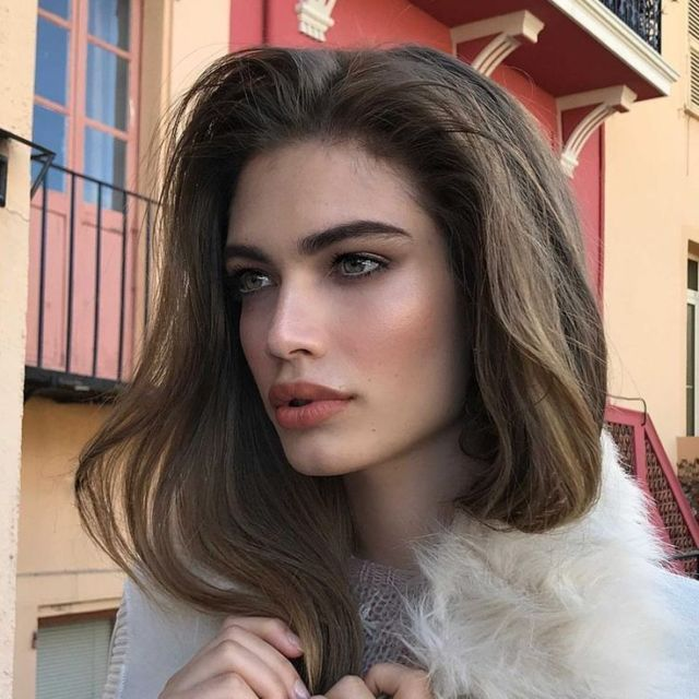Full makeup Valentina