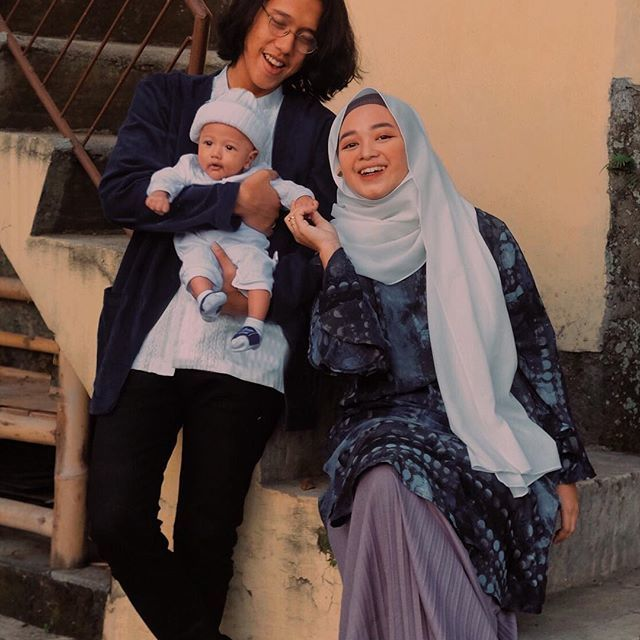 keluarga cemara - IG @ghumaydha