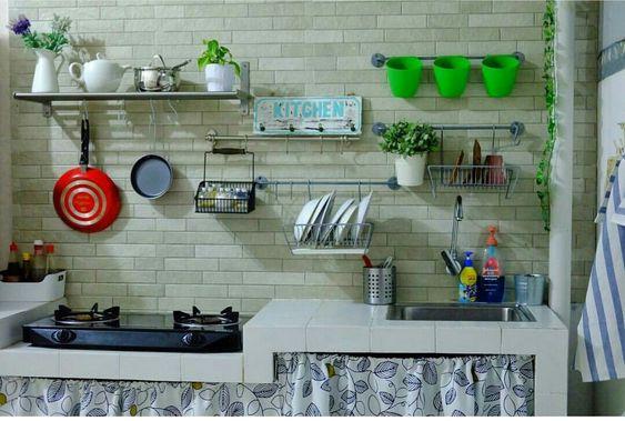 Jadikan dapur rumah sederhana kita sebagai tempat produksi