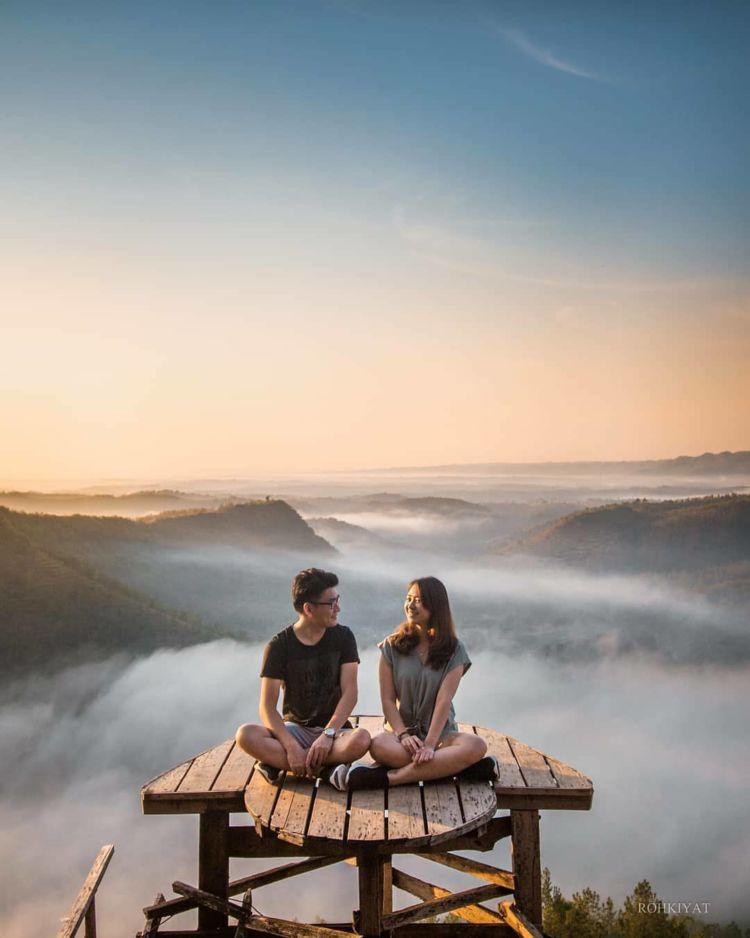 Bukit Panguk Kediwung Destinasi Instagramable Yang Harus Kamu Datangi Saat Ke Jogja