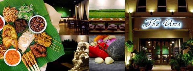 Suasana restorannya akan membuatmu merasa di Bali