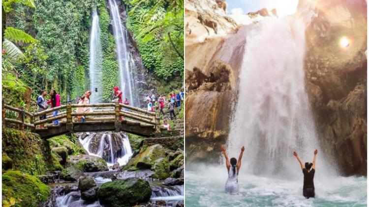 4 Air Terjun Super Cantik Di Indonesia Instagramable Banget