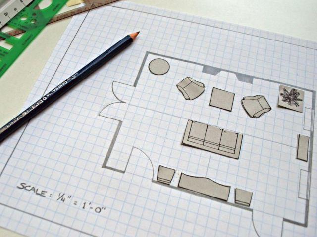 Buat Denah Ruangan Untuk Memetakan Ukuran Sofa