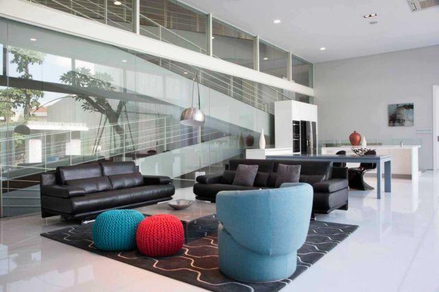 Inspirasi Desain Karpet Ruang Keluarga yang Bikin Rumah ...