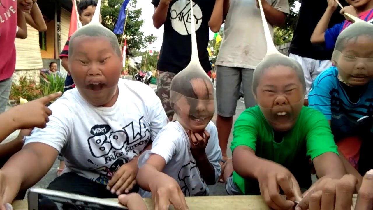 11 Ekspresi Konyol Yang Cuma Ada Di Lomba 17 An Foto Kaya