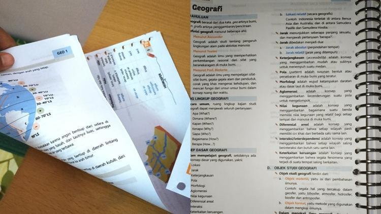 Tutorial Nge Print Materi Pelajaran Di Kertas Binder Jaminan Rapi Nggak Perlu Salin Ulang