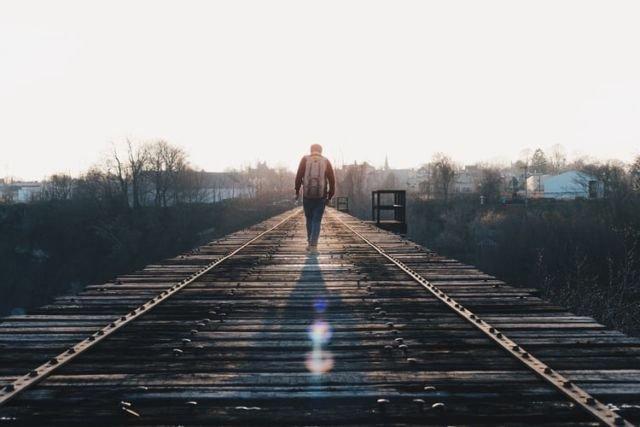 Hidup adalah sebuah perjalanan bukan pertandingan