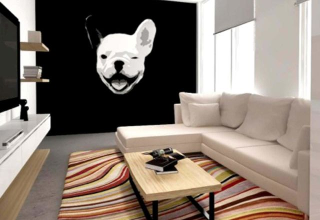 Ruang keluarga minimalis, proyek Paulus Hyu oleh Revano Satria