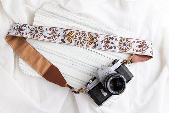 Strap kamera