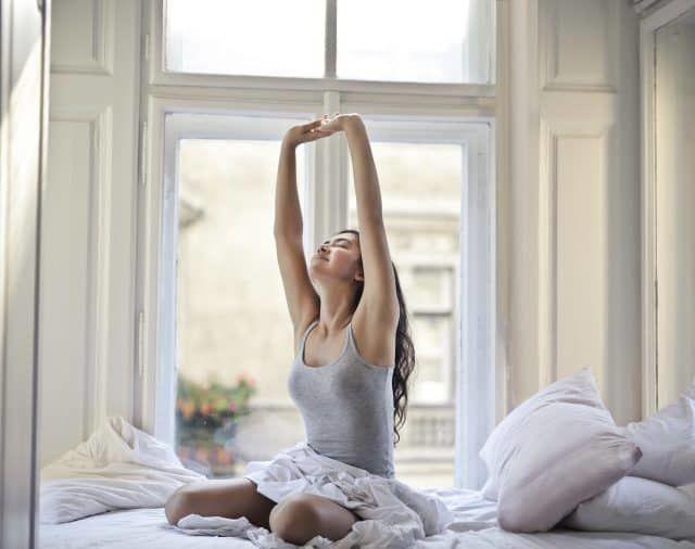 Yoga sebelum tidur