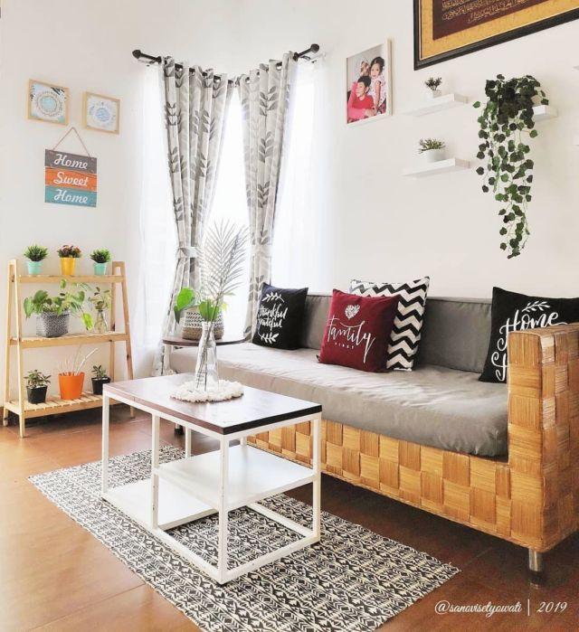 10 Ide Menggabungkan Ruang Tamu dan Keluarga untuk Rumah ...