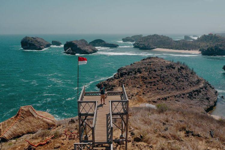 88 pemandangan pantai raja ampat Gratis Terbaik