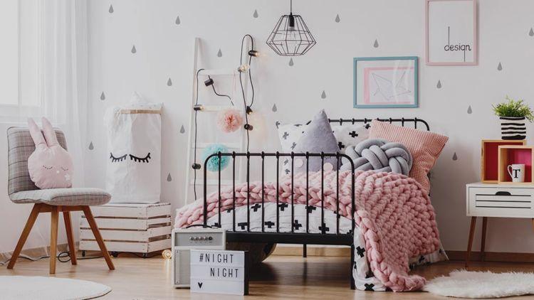 Inspirasi Kamar Tidur Fancy Untuk Cewek Yang Doyan Mager Lama Lama Desainnya Nyaman Semua