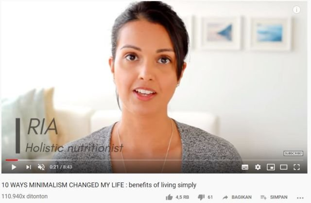 10 Ways Minimalism Changed My Life: benefits of living simply