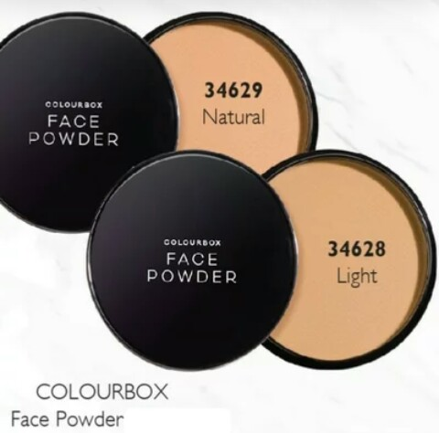Face Powder Natural Oriflame