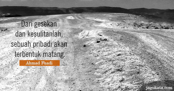 Jadilah kuat