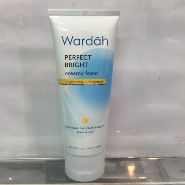 Wardah Face Wash