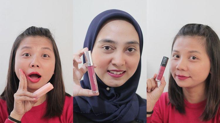 Review 6 Lip Cream Lokal yang Lagi Hits di Instagram