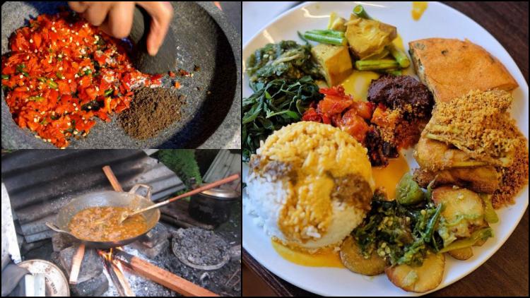 6 Rahasia Di Balik Kelezatan Nasi Padang Dan Lauknya Banyak Lemak Tapi Bikin Ketagihan