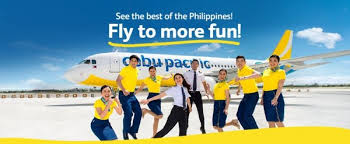 Fly to more fun with Cebu Pacific Air