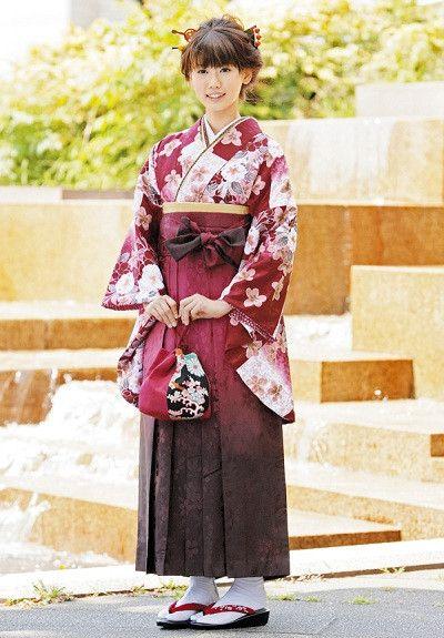 hakama and kimono