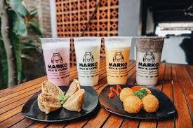 Marko milk & coffee